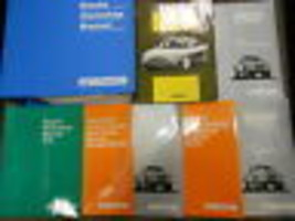 1998 Mazda B-Series Truck Service Repair Shop Workshop Manual SET FEO Book - $445.43