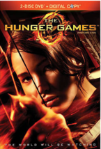 The Hunger Games (DVD, 2012, 2-Disc Set) - €6,19 EUR