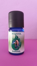 No205 Archangel Raphael Oil. Health Seraphim prosperity healing, chakra, medical - $19.99