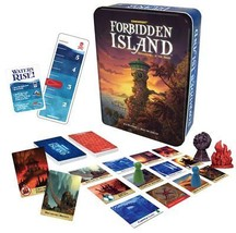 Gamewright Forbidden Island Game - New unopened - Packaging has minor sh... - $19.79