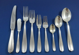 Palm Beach by Buccellati Sterling Silver Flatware Set 8 Service Italy 93 Pc - $17,995.00