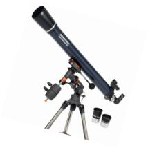 Celestron 21064 AstroMaster 90 EQ Refractor Telescope - $240.42