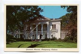 Governors Mansion Montgomery Alabama - $0.99