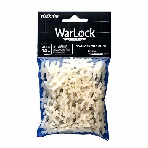 WizKids Warlock Tiles: Warlock Clips - $5.59