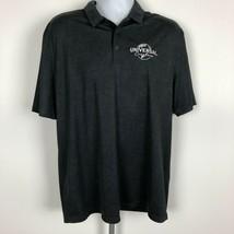 Nike Golf Men's Polo Size L Gray TM6 - $9.89