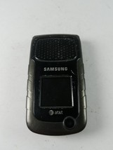 Samsung Rugby II SGH-A847 Black (AT&T) Cellular Phone - $47.03