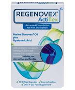 Regenovex Actiflex Marine Bionovex Oil Plus Hyaluronic Acid, 30 Caps [BB... - $15.99