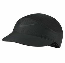 NEW! Nike Adult Unisex Tailwind DRI-FIT Running Cap/Hat-Black CQ9366-010 - $75.13