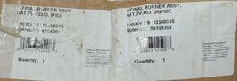 A O Smith K Final Burner Assemnbly Legacy 9003380005 Material 100109201 image 7