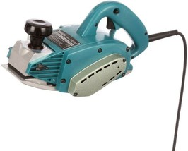 Makita Corded Planer Woodworking 4-3/8 9.6 Amp Curved Base 2-Blades Larg... - $384.97