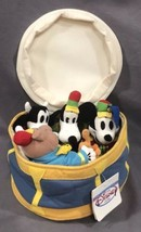 Disney Silly Symphonies 1935 Band Concert Beanbag Plush Beanie Doll Drum... - $14.84