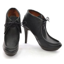 size SEVEN SIXTY Lace New Box Ladies Leather Shoes 38 Heel High Ceraline in Up rBXgxwdqX