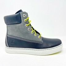 Timberland Earthkeepers 2.0 Cupsole 6 inch Boots Mens Size 9 Black Grey 6855R - $109.95