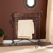 Towel Rack Bathroom Bath Towels Storage Stand F... - $54.97