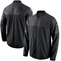 NEW YORK GIANTS NFL SALUTE TO SERVICE SIZE 2XL HYBRID JACKET 2016 BRAND NEW - $149.99