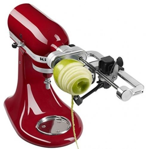 Fruits Vegatables Electric Slicer Veggies Kitchen Aid Spiralizer Attachment