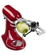 Fruits Vegatables Electric Slicer Veggies Kitchen Aid Spiralizer Attach... - $2.348,53 MXN