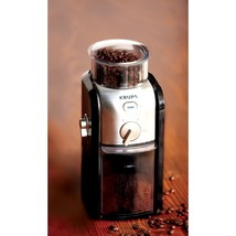 KRUPS Model Model #:  GVX212  Coffee Grinder with Grind Size BRAND NEW - $47.99