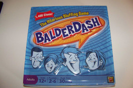 Balderdash The Hilarious Bluffing Game 2009 Edition by Mattel - $18.32