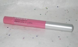 Clinique Vitamin C Lip Smoothie Antioxidant Lip Colour in Pink Me Up - $17.98