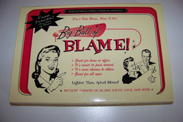 The Big Ball of Blame Paperback game – Box set - $6.32