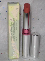 Clinique Moisture Sheer Lipstick SPF 15 in Tulip - NIB - $27.50