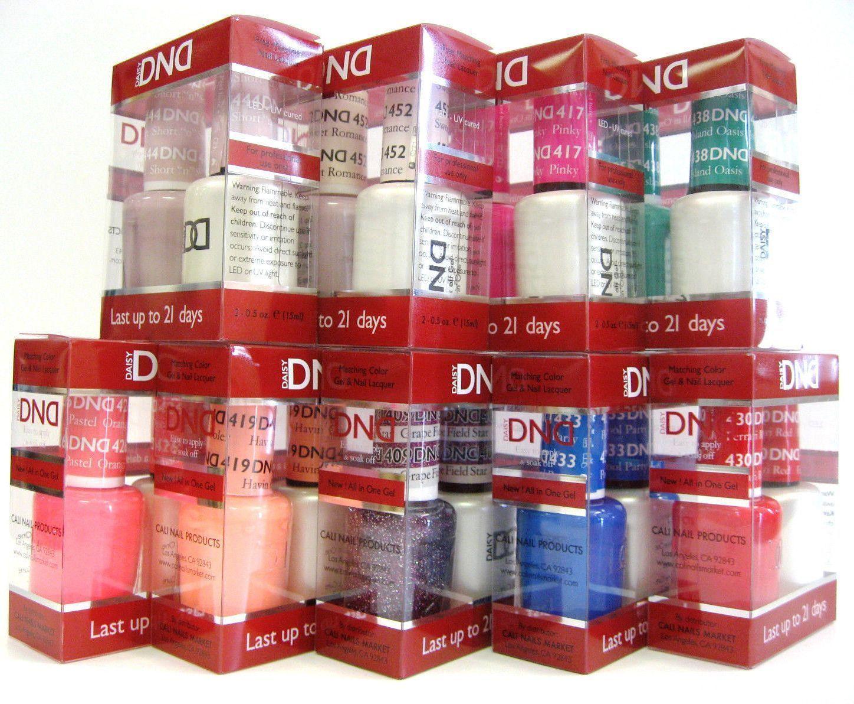 Daisy Dnd Duo Gel + Matching Nail Polish Set and similar items