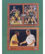 1994 NBA Hoops Magic Johnson And Larry Bird - $3.00
