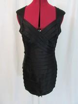 Jones New York Black Sleeveless Evening Dress Size 8 - $43.99