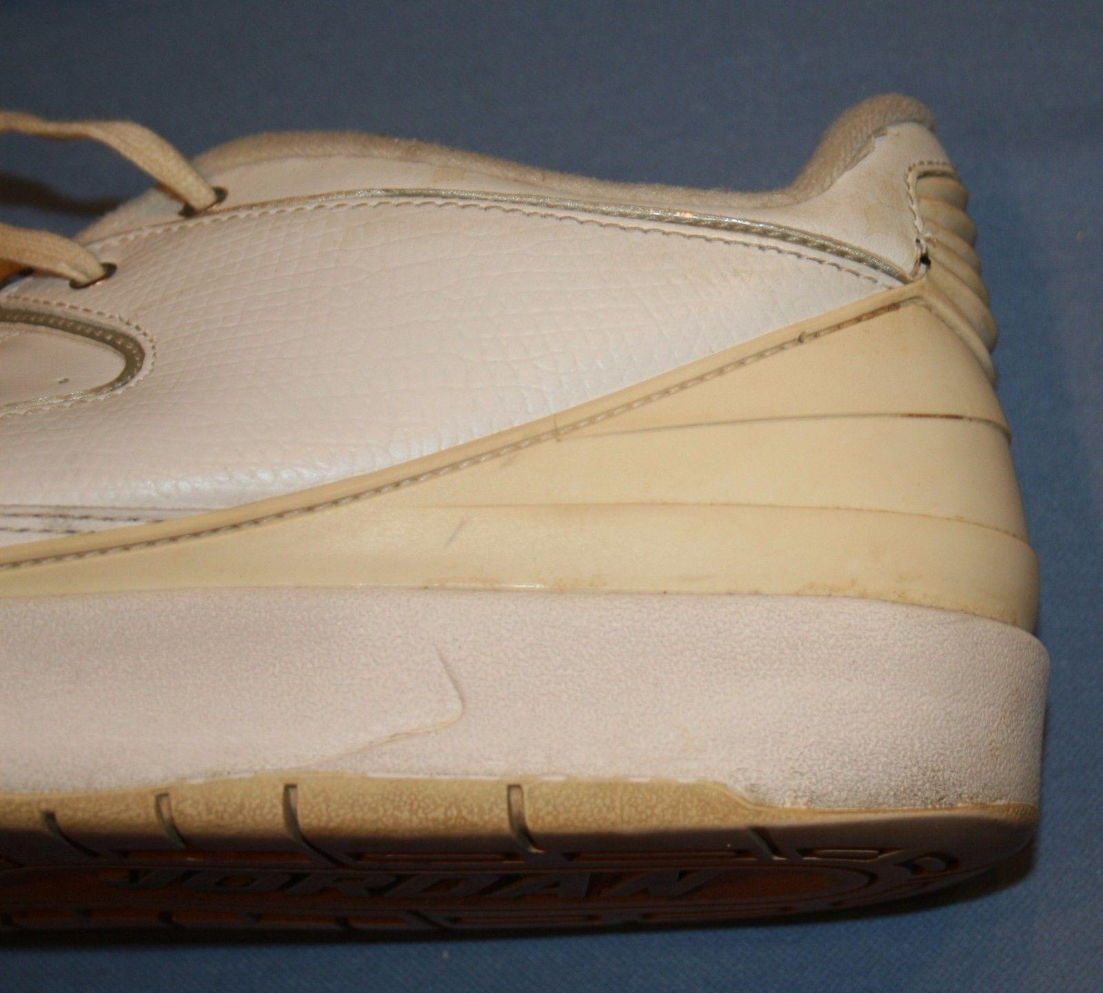 finest selection fddba d18a7 Air Jordan Herren Weiß 20 Year Anniversary Sneakers Sportschuhe 13 85-05  Nike