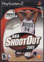 PlayStation 2 - NBA Shoot Out 2003 - $7.95