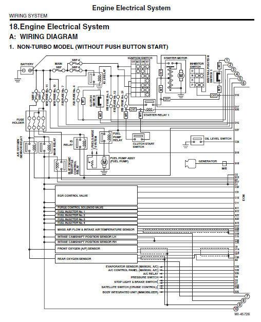 2015 Subaru Forester Transmission: SUBARU FORESTER 2015 SJ ENGINE BRAKE BODY TRANSMISSION