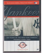 100 Years of the New York Yankees (DVD, 2003, 2... - $4.89