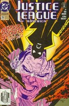 Justice League America #76 [Comic] [Jan 01, 1993] Dan Juegens & Rick Bur... - $0.99