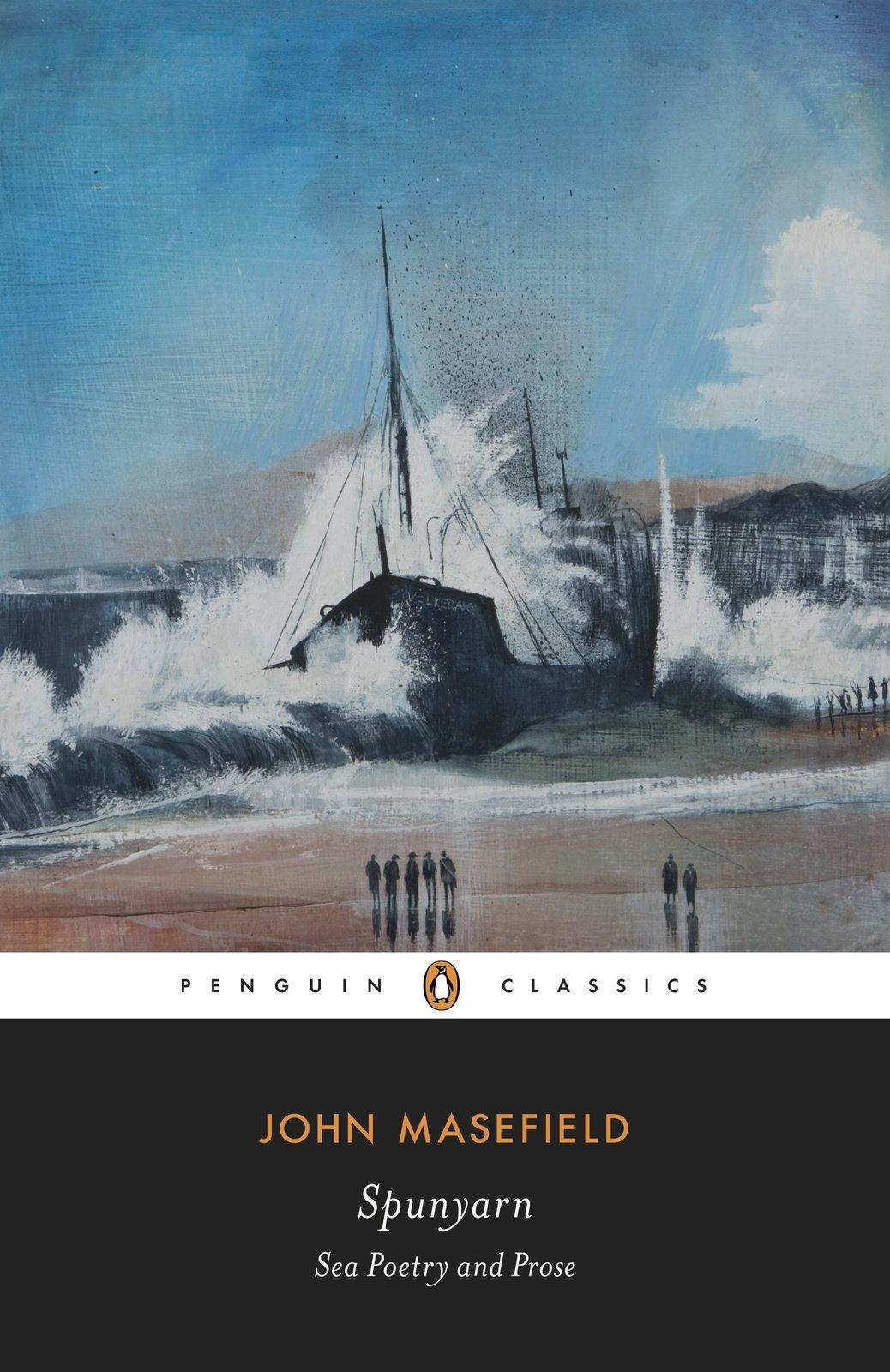 Bonanza May 2011: Spunyarn: Sea Poetry And Prose (Penguin Classics