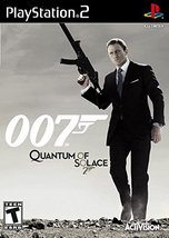 James Bond 007: Quantum of Solace - PlayStation 2 [PlayStation2] - $2.94