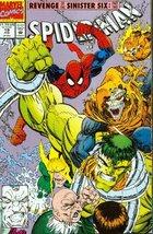 Spider-Man #19 [Comic] [Jan 01, 1992] Erik J. Larsen and Marvel Comics - $1.66