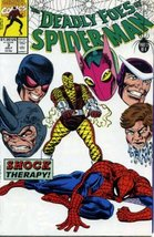 Deadly Foes of Spider-Man #3 [Comic] [Jan 01, 1991] Danny Fingeroth - $1.47