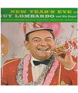 New Year's Eve with Guy Lombardo and His Royal Canadians [Vinyl] Guy Lom... - $7.84