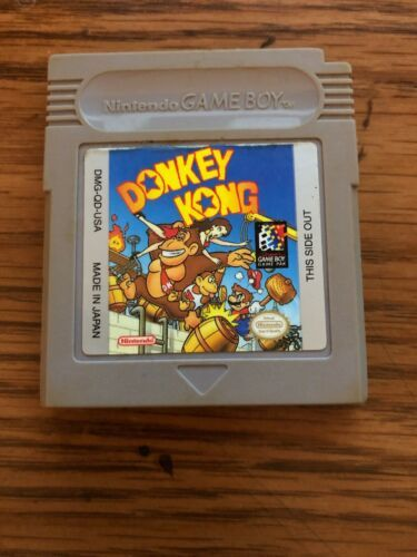 Primary image for Donkey Kong (Nintendo Game Boy, 1994)