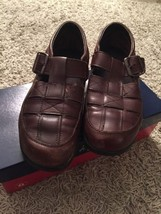 Mens Dexter USA Walkmocs Shoes, Size 9W, In Original Box - $29.99