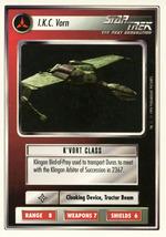 Star Trek CCG - I.K.C. Vorn - $4.99