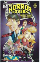 The Horror Lovers Issue #1 NM Valerie D'Orazio Bobby Timony - 2014 - $5.95