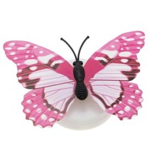 Hot Sale 7 Color Changing Beautiful Cute Butterfly LED Night Light Lamp ... - $0.75