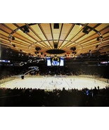 RYAN CALLAHAN Autographed 11x14 N.Y. RANGERS PHOTO Madison Square Garden... - $29.99