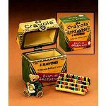 "Boyds Treasure Box ""Binney's Big Box of Crayons""- Crayola®- #919126 -1E-NIB-2007 - $79.99"