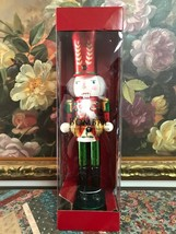 Bombay 2012 Christmas Exclusive Nutcracker Collection Wooden Soldier Box... - $220.42
