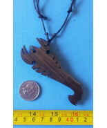 Mini Knife Filipino bolo  pendant necklace miniature blade tribal Scorpion - $14.60