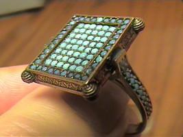 sterling 925 ring 7 - $54.99