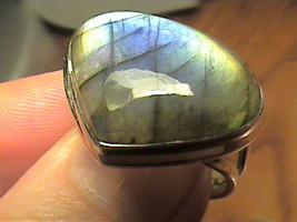 sterling 925 ring 6 - $54.99